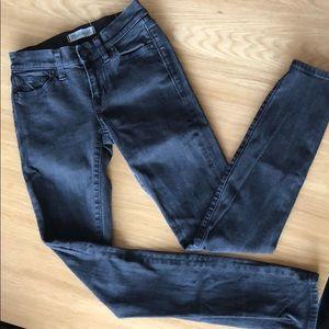 Madewell skinny jean